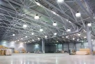 Electrician LED warehouse
